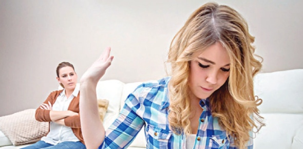 How do I convince my teenage daughter that the boy she is dating wrong?