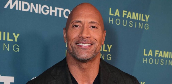 How much does Dwayne Johnson exercise?