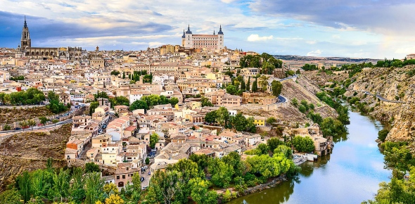 One reason Spain has such a strong economy is due to their tourism, sports and location. Their