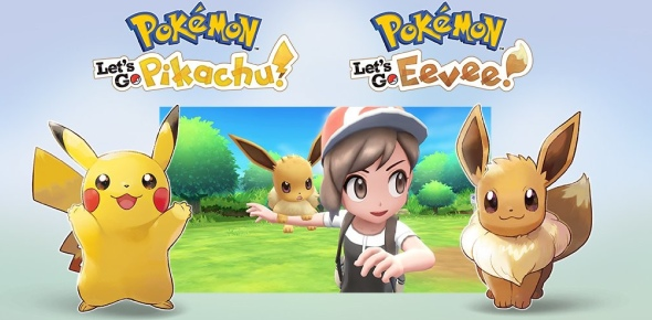Why was Pokemon Let's Go's gameplay not shown at E3?