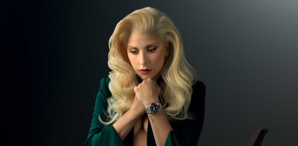 Lady Gaga's fame as a musician went down because, frankly, what goes up...yup, must come down.