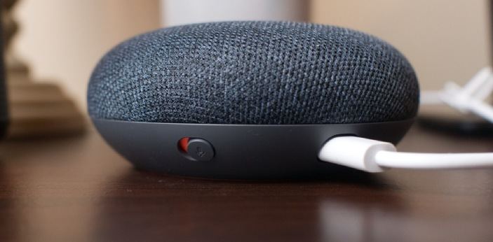 Google Home is a type of voice-based smart speaker. It offers a series of assistance by just