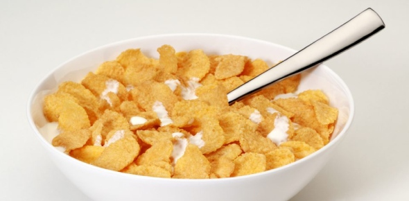 Which cereal has the most iron?