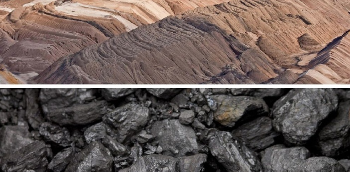 Coal can be either black or brown. Regardless of the color, they are both ideal fuels. Black coal