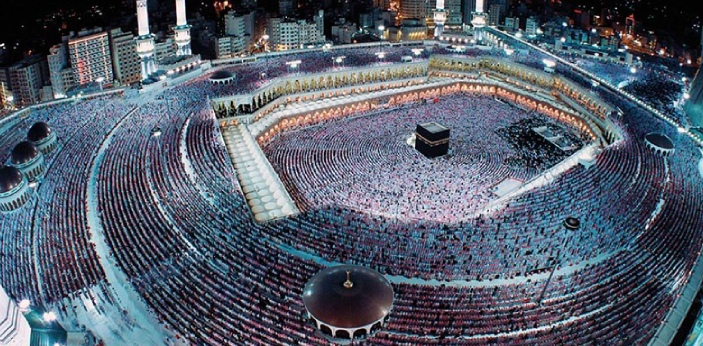 Different rituals are being followed during Hajj. If you are not familiar with what the Hajj is,