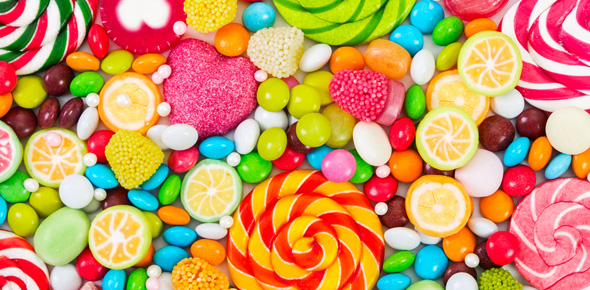 What are confectionery products?