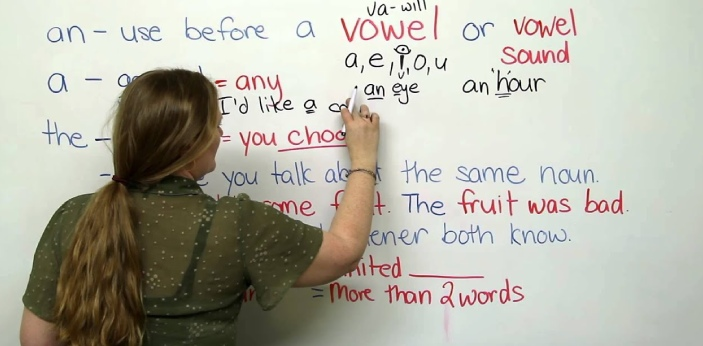 Articles are very important in the English language. They are words which can be used with nouns to
