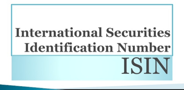 ISIN is the short form of International Securities Identification Number, while CUSIP is the short