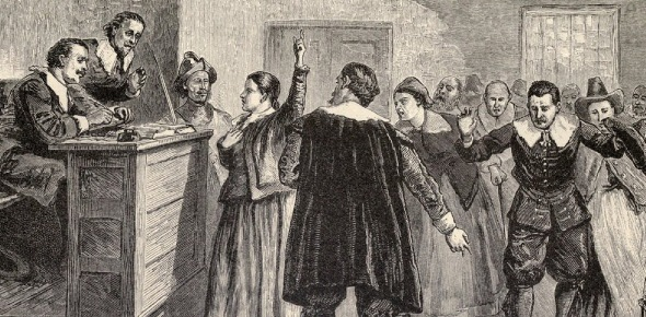 The Salem Witch Trials in 1692 were a dark time in American history. In colonial America,