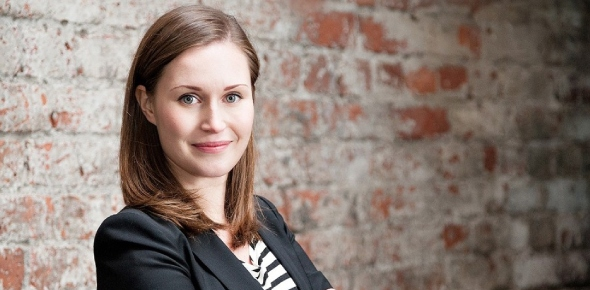 Sanna Marin is a Finnish politician and a member of the Social Democratic Party. She started