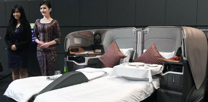 If you ever have the chance, you should upgrade your seating to business or first class. It is much