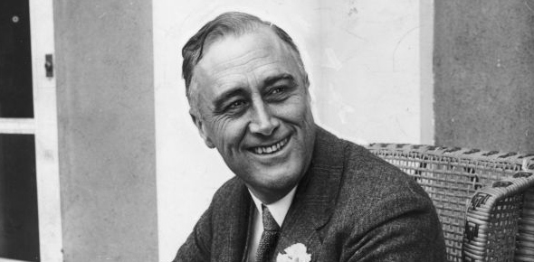 Was Franklin D. Roosevelt racist?