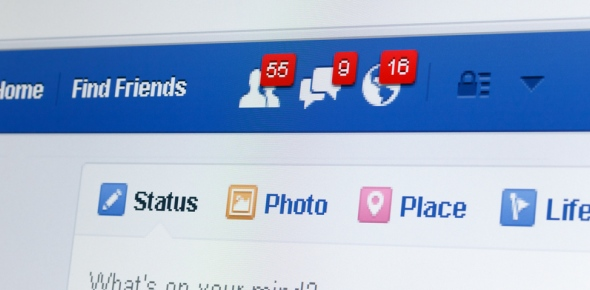 Who has the highest number of Friends on Facebook?