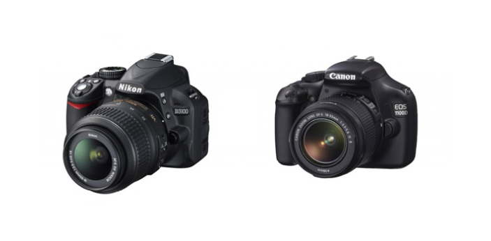 Canon T1i and Canon T2i are both DSLR cameras. Canon T1i is also known as 500D. It comes with a