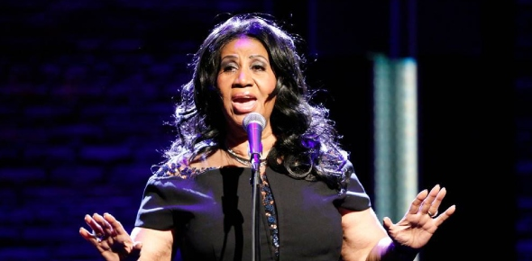 How much is the net worth of Aretha Franklin?