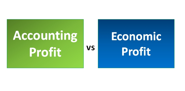 Accounting profit is also known as the net income of an organization. It is the difference between