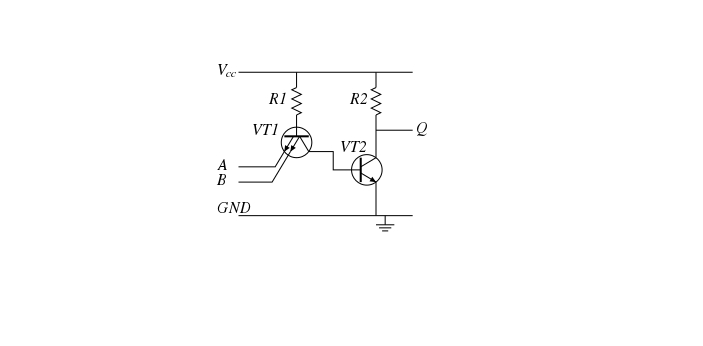 You should remember that TTL stands for Transistor-Transistor Logic. This is a classification of