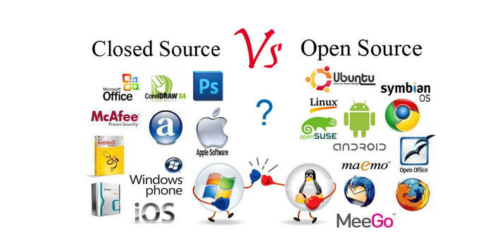 The difference between free software and open-source software can be confusing. Open-source