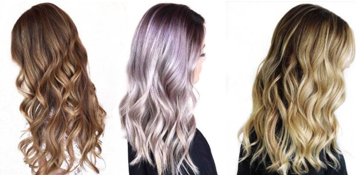 Balayage and Highlights are two styles of coloring the hair. These techniques are used mostly by