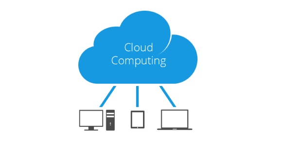 Which types of data can be used in cloud computing?