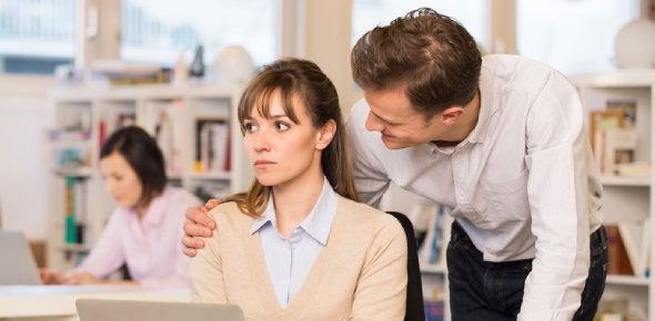 Should you casually date a co-worker?