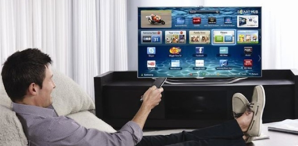 How are television rays harmful to humans?