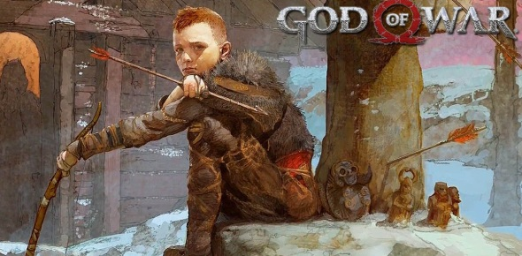 Is Attreus playable in the new God of War?