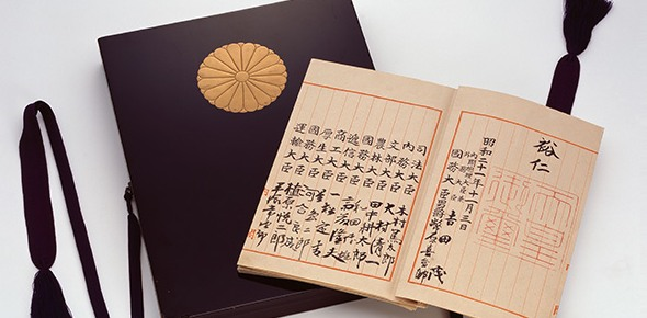 What makes Japan's constitution special?