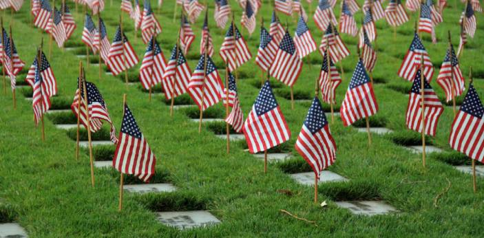 Memorial Day is a significant day set apart to honor and celebrate the military men who lost their