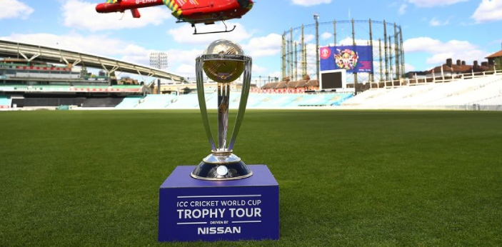 It seems that Fox Sports has the broadcasting rights for the ICC Cricket World Cup in 2019.