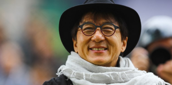 Jackie Chan became an actor mostly because nothing else was working out for him. He was never very
