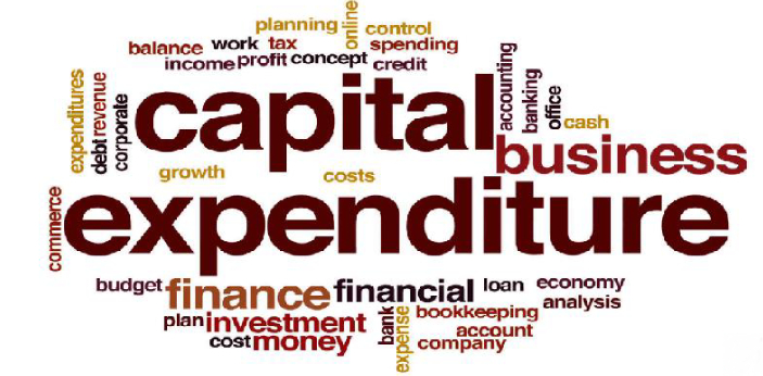 Capital Expenditure is something that you will use in making sure that you can get the capital