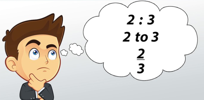 Rate and Ratio are two terms you are more likely to encounter in subjects like mathematics,