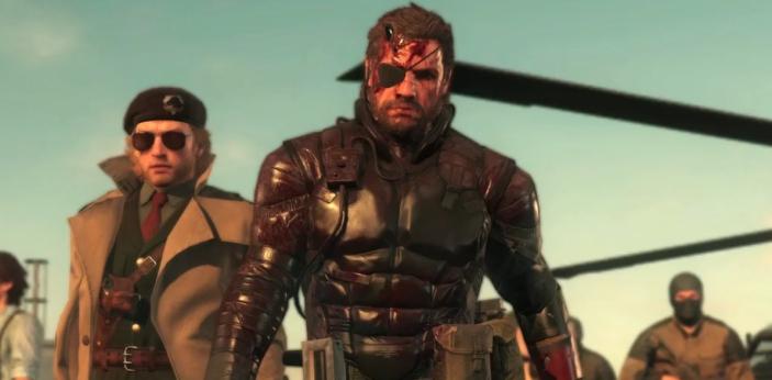 Hideo Kojima  Between discharging the primary component Metal Gear Solid portion in seven years and