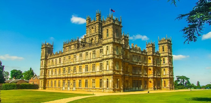 A palace is the official residence of a head of state, head of church or dignitary, especially