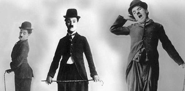 What characteristics make Charlie Chaplin a perfectionist?