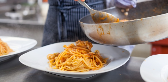 What are other ways to cook spaghetti?