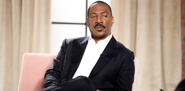 Eddie Murphy played four different characters in the film, Coming to America, which is a romantic