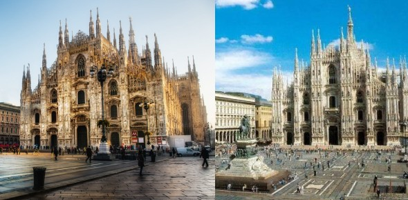 Which city has more to offer for the average tourist, Milan or Madrid (and why)?