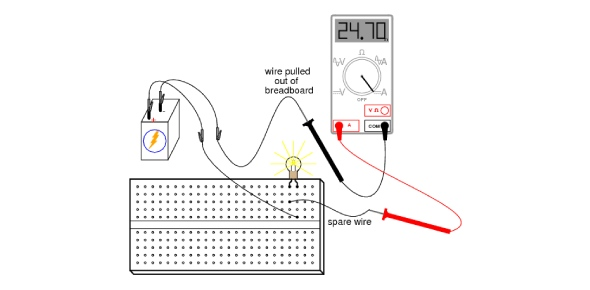 What units are used to measure current?