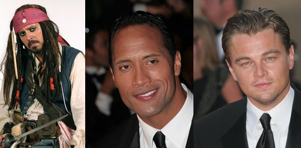 Who are the best Hollywood actors that can play any kind of roles?