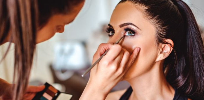 A makeup artist is someone who can change the way that people look with the use of makeup. Some are
