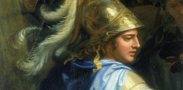 Alexander the Great, (Alexander III) was the King of Macedonia. Born in July of 356 B.C., he was