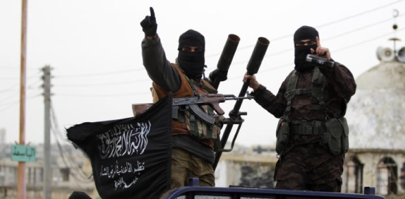 Which was the first terrorist organisation?
