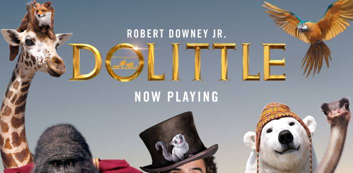 The Dolittle project was announced in March of 2017 with Downey set to star, and the rest of the