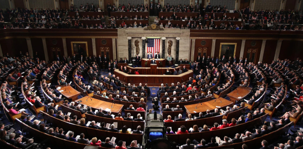 It is very easy to think that the word congressman is a term for any member of the US Congress,