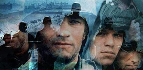 """Is """"Saving Private Ryan"""" the best war movie ever?"""
