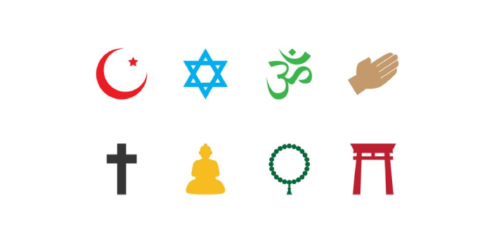 While most of the oldest religions have different stories about how, when, and where they