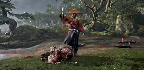 What is Ghost of Tsushima about?
