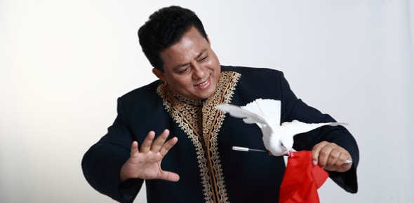 Who is the most famous magician of today?